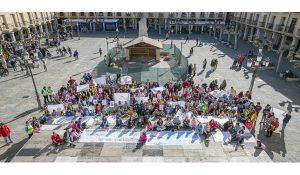 Manifestación 20N Día internacional de los Derechos de la Infancia