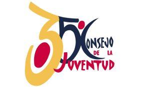 Logo ganador 35 aniversario Consejo de la Juventud