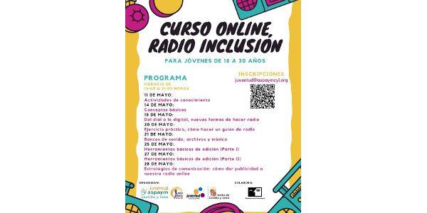 Curso Online: Radio Inclusión