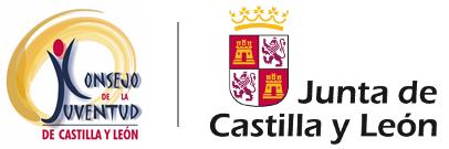 Logo Consejo de la Juventud Castilla y León y Junta Castilla y León