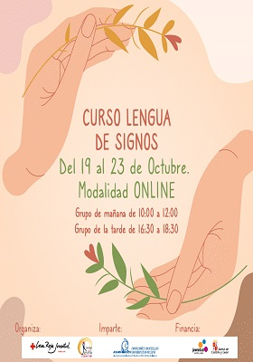 Curso de Formación de Lenguaje de signos Española