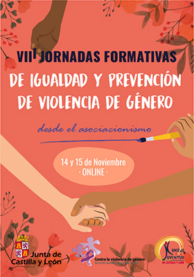 VIII Jornadas Formativas sobre Igualdad y Prevención de la Violencia de Género, desde el Asociacionismo Juvenil