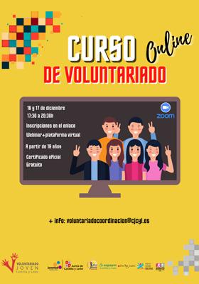 Curso Online de Voluntariado