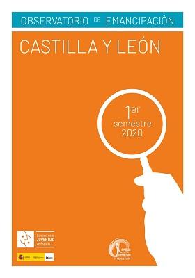 Observatorio de Emancipación Primer semestre 2020 - Castilla y León