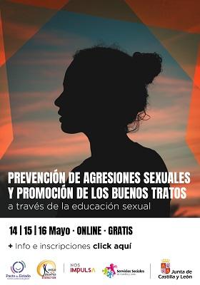 Prevención de la agresiones sexuales y promoción de los buenos tratos