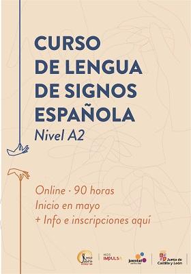 Curso: Lengua de signos Española Nivel A2
