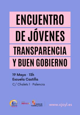 Encuentro de Jóvenes: Transparencia y Buen Gobierno
