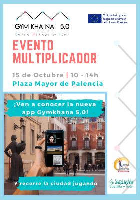 Gymkana 5.0 – Evento multiplicador